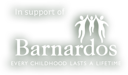 In support of Barnardos